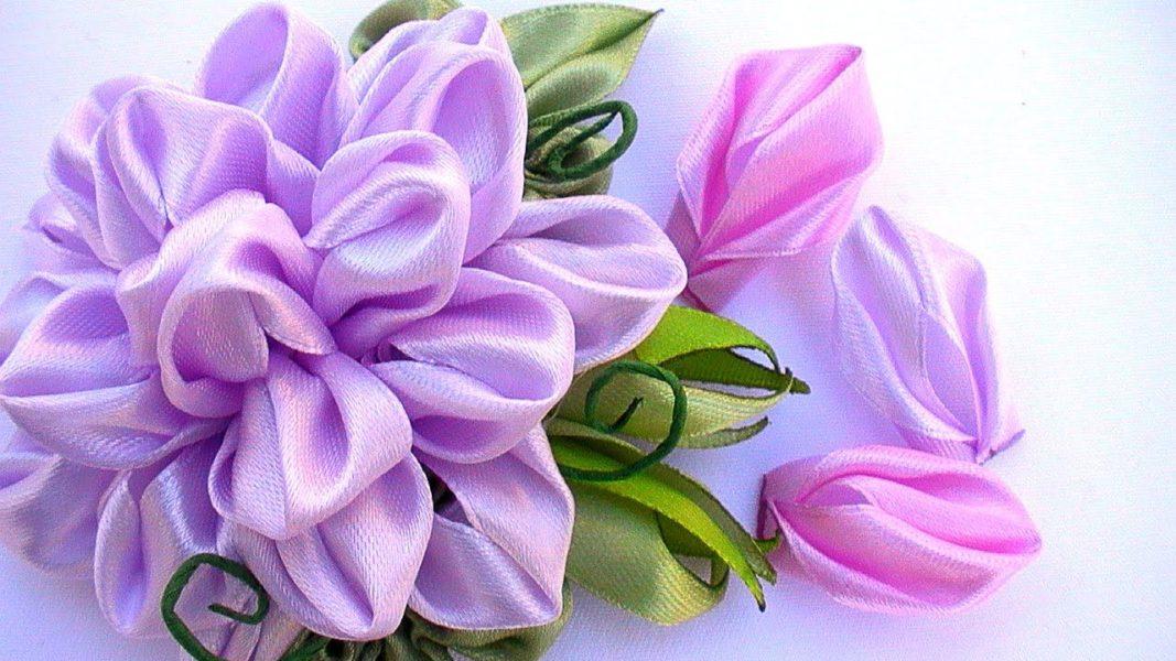 собраный цветок