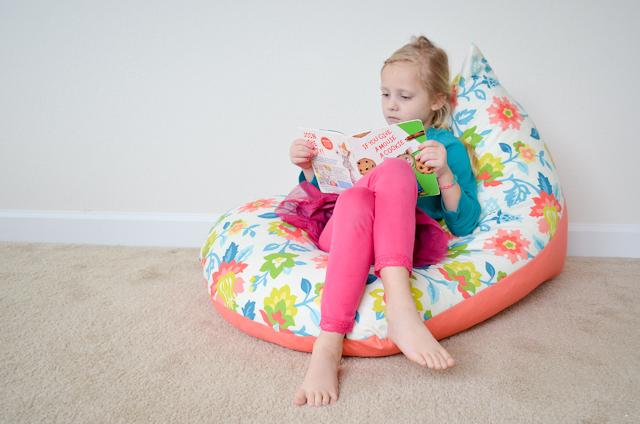 кресло-груша для детей