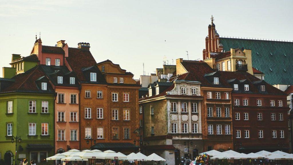 неожиданная поездка в Варшаву