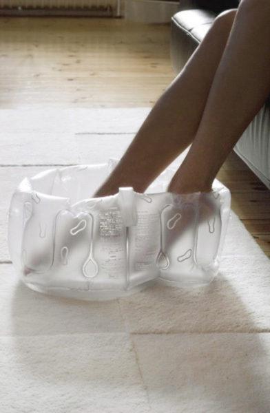 Надувная ванна для ногк 8 Марта