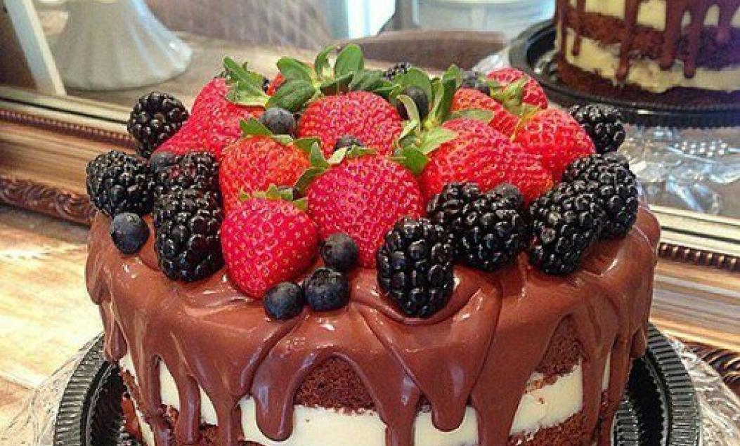 Идея подарить тортик на 8 марта