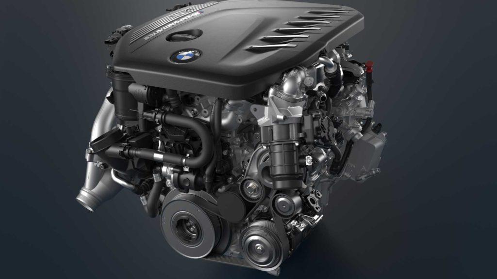 двигатель BMW 5 серии