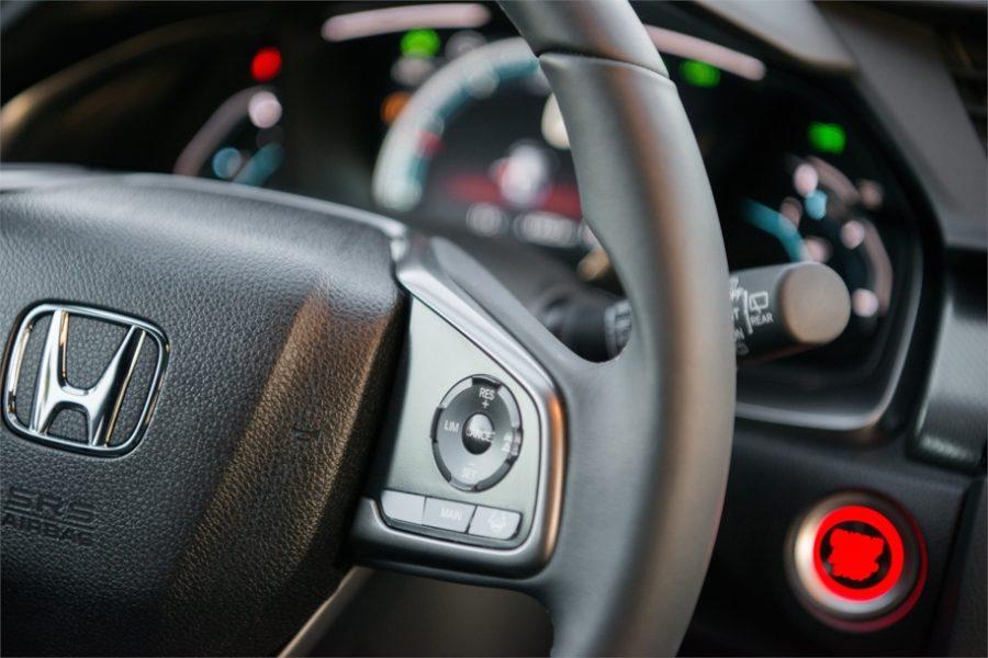 Дизельная Honda Civic получил автомат